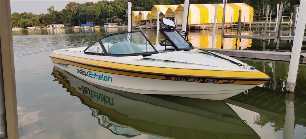 ### 1993 Malibu Echelon Ski Boat - MUST SEE ###