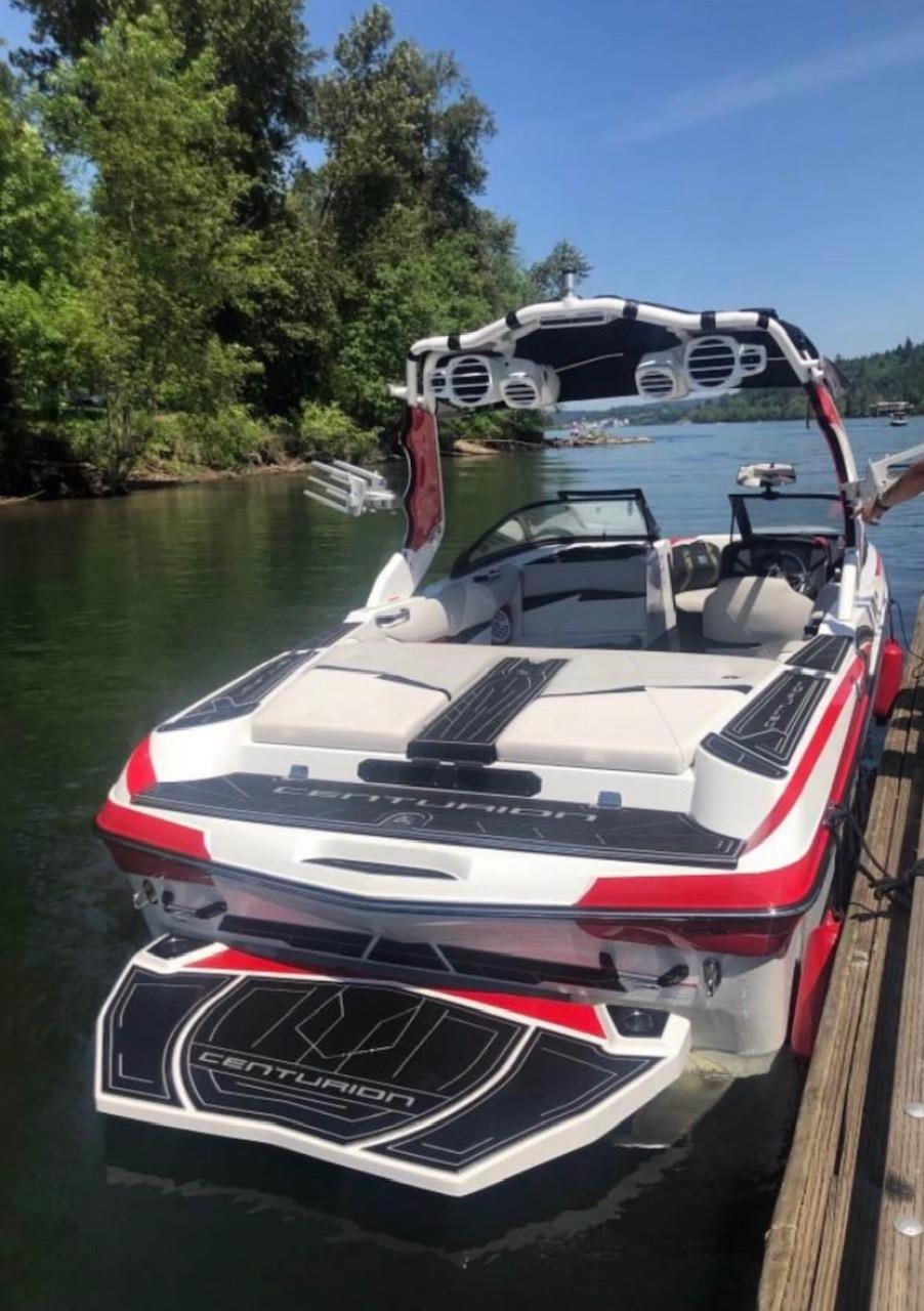 * * * * 2018 Centurion Fi21 - Only 175 HR - Red/Black/White - Excellent Condition!!! * * * *