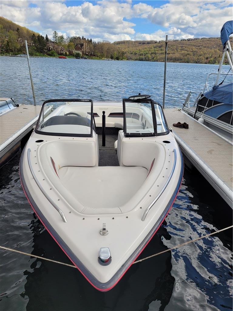 Pending Sale - 1996 Correct Craft Nautique Super Sport V-Drive with Open Bow
