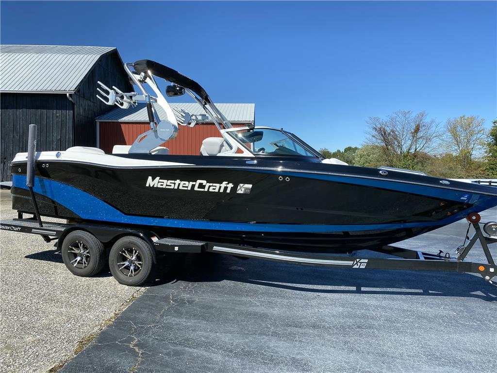Master Craft XT23 (2017):  Excellent Condition, Low Hours