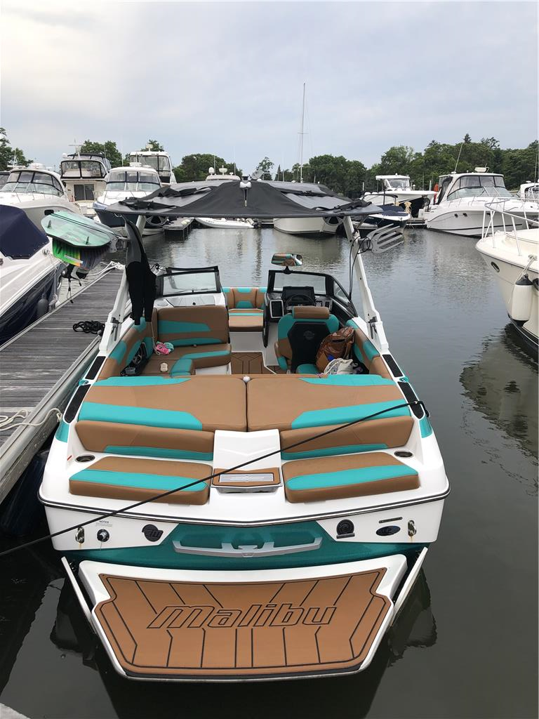2021 22 LSV Wakeboard Hull with Gel Coat and Saltwater Package - Available after July 10