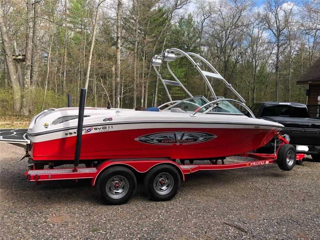 2005 Air Nautique SV-211 with GPS Speed Control