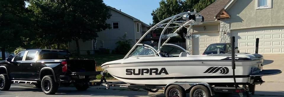 2006 Supra Launch 21V