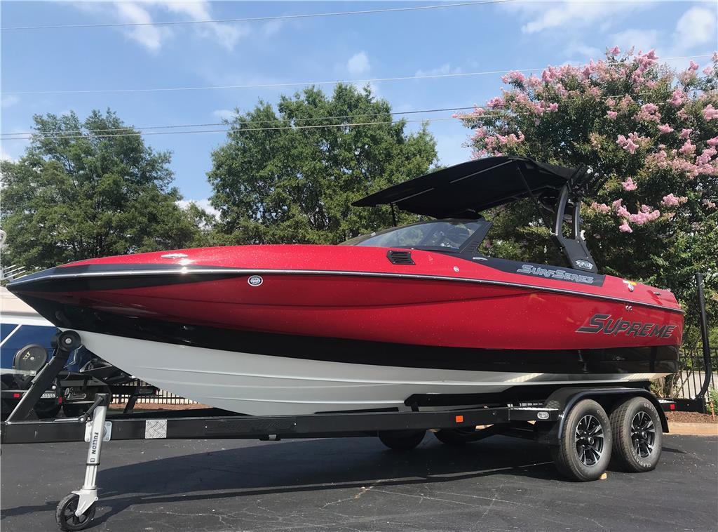 2018 Supreme Boats S211