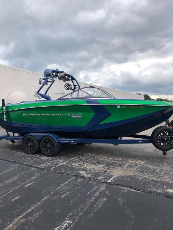 2016 Nautique G23 550hp , 68 hrs **Price Reduced, will include free ...