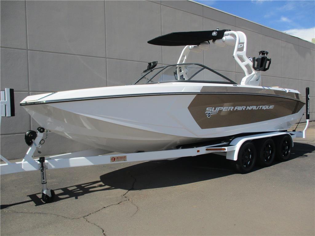 2018 Super Air Nautique G25 Fully Loaded!