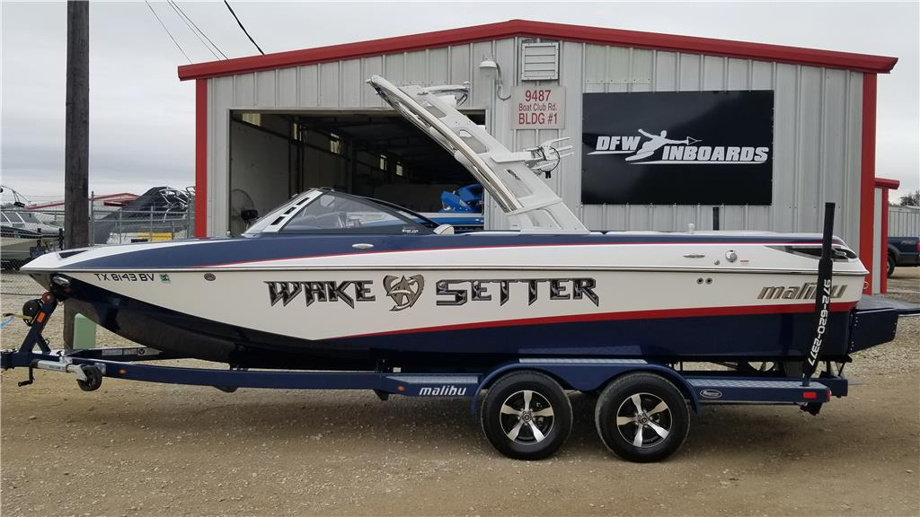 2013 Malibu Wakesetter 23 LSV with Surf-Gate