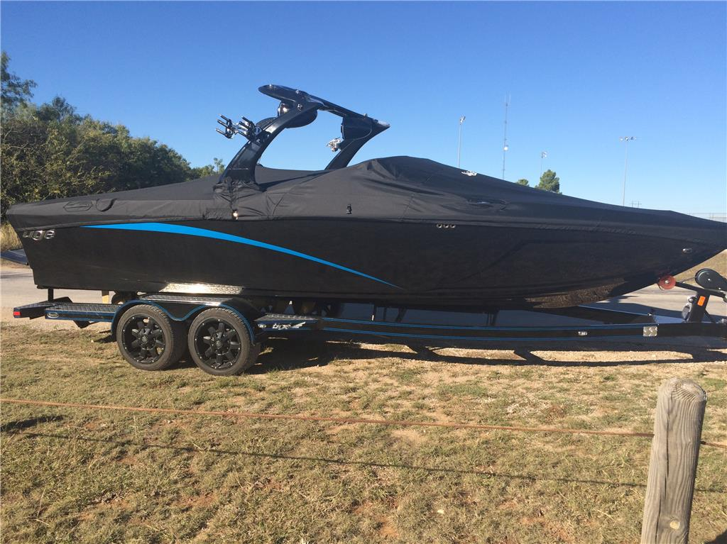 2015 Tige Z3 - updated 2018 Taps3 Surf system - LOADED