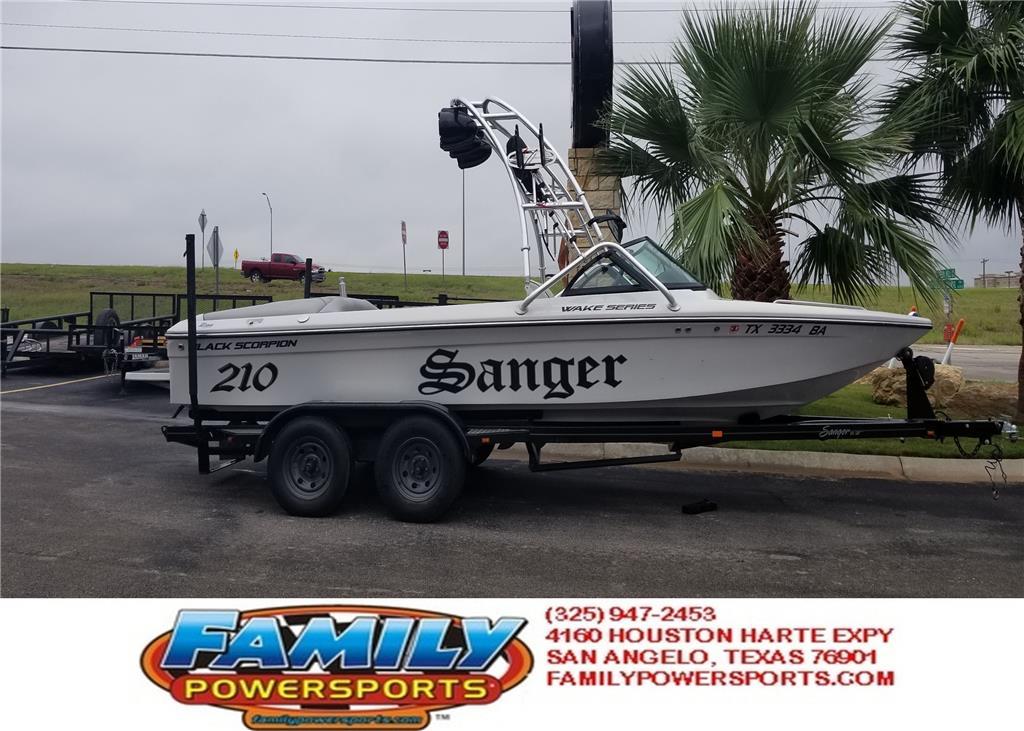 2009 SANGER V210