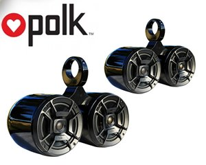 Polk Twin DB652 Tower Speakers (black or polished)