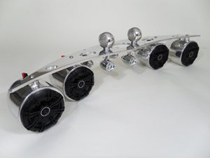 Razor Quad Speaker 6 Light Bar