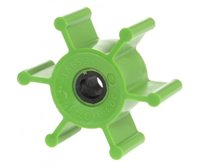 Jabsco Green Impeller