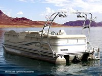 F250 Pontoon Tower