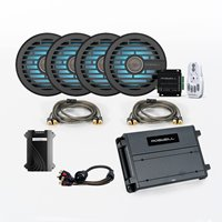 Roswell R1 In-Boat Speaker Package w/ RGB & Controller
