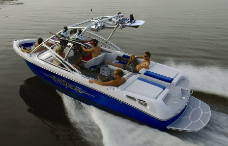 2007 Crossover Nautique 236 Reviews Info