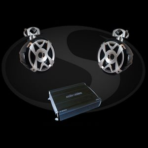 Samson S9HD 2 Speaker Package