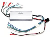 Clarion Micro Size 4/3/2 Channel Class-D Marine Aplifier XC2410