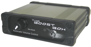 Boost Box Auto Volume