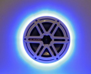 JL Audio 770 LED Speaker Rings (Pair)