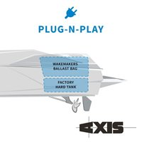 Axis Rear Plug & Play Ballast Upgrade