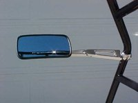 Articulating Wakeboard Tower Mirror