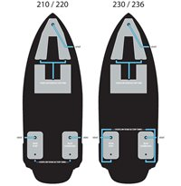 Super Air Nautique Additional Ballast System