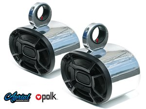 Aerial / Polk Blunt 6x9 Tower Speakers